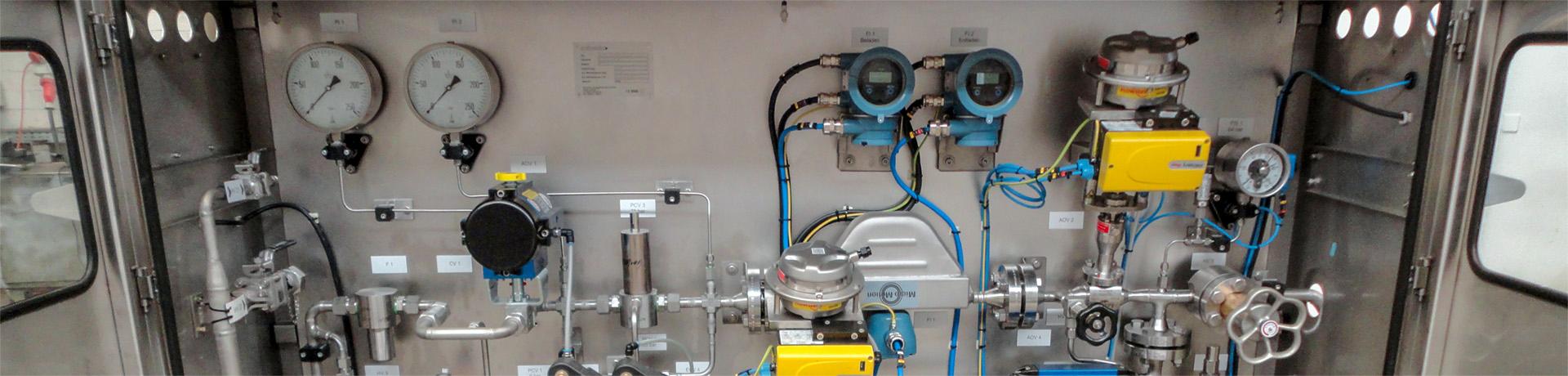Gas Mixing Plants | Schwelm Anlagentechnik GmbH